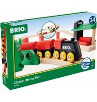 BRIO Bahn - Classic Deluxe-Set