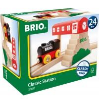 BRIO Bahn - Classic Bahnhof