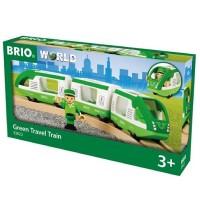 BRIO Bahn - Grüner Reisezug