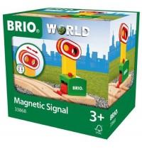 BRIO Bahn - Magnetische Bahn-Ampel