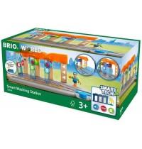 BRIO Bahn - Smart Tech Waschanlage für Züge