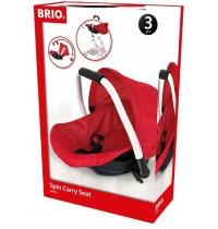 BRIO - Puppen-Autositz für Spin Puppenwagen