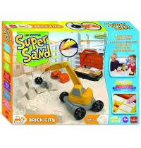 Goliath Toys - Super Sand Brick City