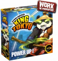 IELLO - King of Tokyo - Power up!
