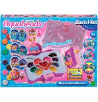 Aquabeads - Bastel-Set - Herzschatullenset