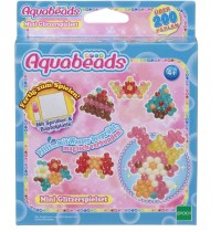 Aquabeads - Bastel-Set - Mini Glitzerspielset