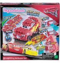 Aquabeads - Cars 3 - 3D Lightning McQueen Motivset