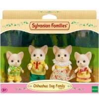 Sylvanian Families - Chihuahua Familie Wuffel