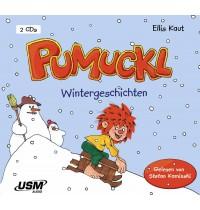USM - CD Pumuckl Wintergeschichten - 2 Audio-CDs