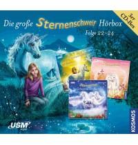 USM - CD Sternenschweif - Die große Sternenschweif Hörbox, Folge 22-24