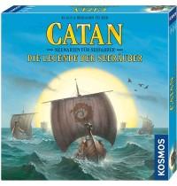 KOSMOS - Catan - Szenarien für Seefahrer - Die Legende der Seeräuber