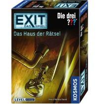 KOSMOS - EXIT - Das Spiel - Drei ??? Das Haus der Rätsel