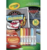 Crayola - Cars 3 - Malen nach Zahlen