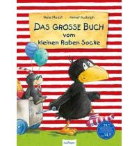 Thienemann-Esslinger Verlag - Das große Buch vom kleinen Rabe Socke HC