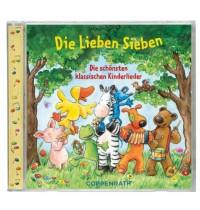Coppenrath - CD Die Lieben Sieben - Die schönsten klassisch.Kinderlieder