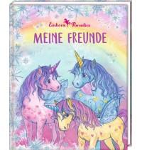 Coppenrath Verlag - Freundebuch - Meine Freunde - Einhorn-Paradies