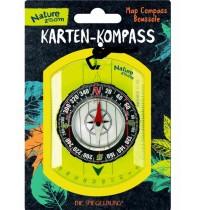 Die Spiegelburg - Nature Zoom - Karten-Kompass