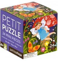 Petit Collage - Petit Puzzle Märchen 24 Teile