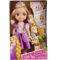 Jakks Pacific - Disney™ Princess Rapunzel Style & Haarglanz 35cm