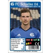 Teepe Sportverlag - FC Schalke 04 Quartett 17/18