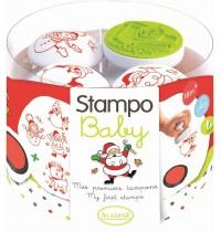 Aladine - Stampo Baby Weihnachten