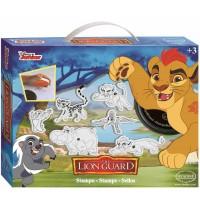 Aladine - Stampo Minos Garde der Löwen