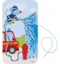 HABA® - Fädelspiele Feuerwehr-Einsatz