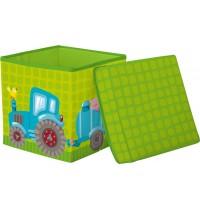 HABA® - Sitzwürfel Traktor