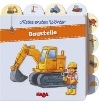 HABA® - Meine ersten Wörter - Baustelle