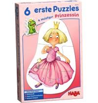 HABA® - 6 erste Puzzles - Prinzessin