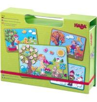HABA® - Magnetspiel-Box - Jahreszeiten