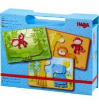HABA® - Magnetspiel-Box - Tier-Safari