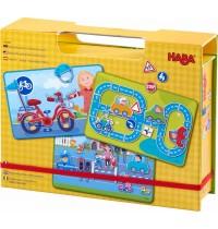 HABA® - Magnetspiel-Box - Straßenverkehr