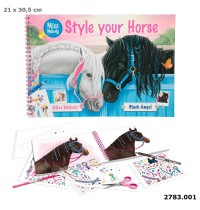 Depesche - Miss Melody Style your Horse Malbuch
