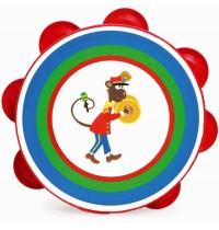 Scratch - Musikanten Tambourine