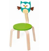 Scratch - Stuhl Eule Lou
