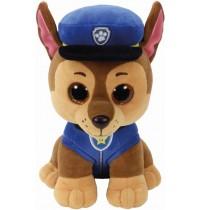 Ty Plüsch - Paw Patrol - Paw Patrol, Chase 24cm