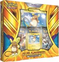 Amigo Spiele - Pokémon - PKM Alola-Raichu Kollektion DE