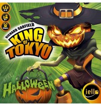 IELLO - King of Tokyo: Halloween