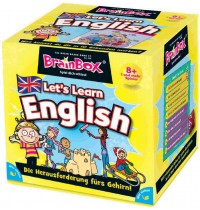 Green Board - BrainBox - BrainBox - Lets Learn English