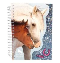 Depesche - Horses Dreams Notizbuch