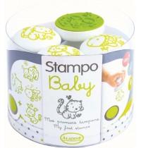 Kreativsets für Kinder Sonstige Kreativsets für Kinder Aladine Stampo Easy 3003623 Stampo Easy Alphabet