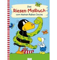 Thienemann-Esslinger Verlag - Riesen-Malbuch vom kleinen Raben Socke