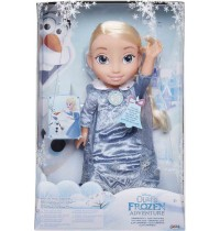 Jakks Pacific - Die Eiskönigin - Olaf taut auf - Singende Winter Elsa