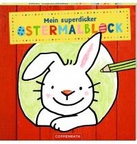 Coppenrath Verlag - Mein superdicker Ostermalblock