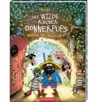Coppenrath Verlag - Der wilde Räuber Donnerpups - Freitag der Dreizehnte