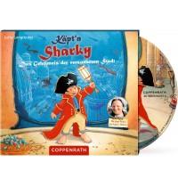 Coppenrath - CD Captn Sharky - Das geheimnis der versunkenen Stadt
