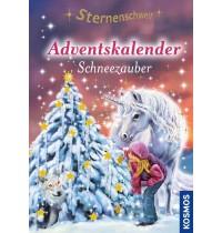 KOSMOS - Sternenschweif - Adventskalender, Schneezauber. Mit Extra.