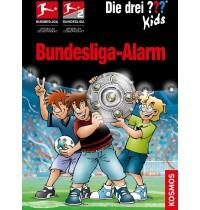 KOSMOS - Die drei ??? Kids, Bundesliga-Alarm