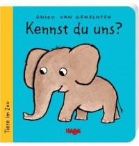 HABA® - Kennst du uns? Tiere im Zoo
